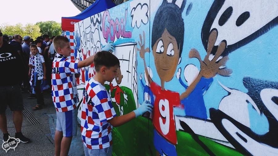 2. Warsztaty graffiti arena Zabrze - Nietak.eu