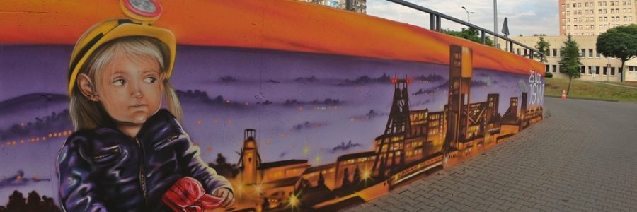 Mural dla JSW SA