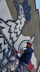 1. Mural Niepodległościowy - Nietak.eu