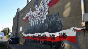 2. Mural Niepodległościowy - Nietak.eu