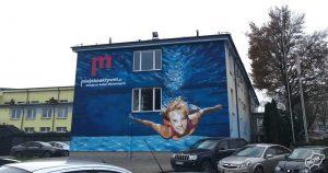 Białystok Mural, Graffiti w Białymstoku, Mural w Białymstoku - Nietak.eu