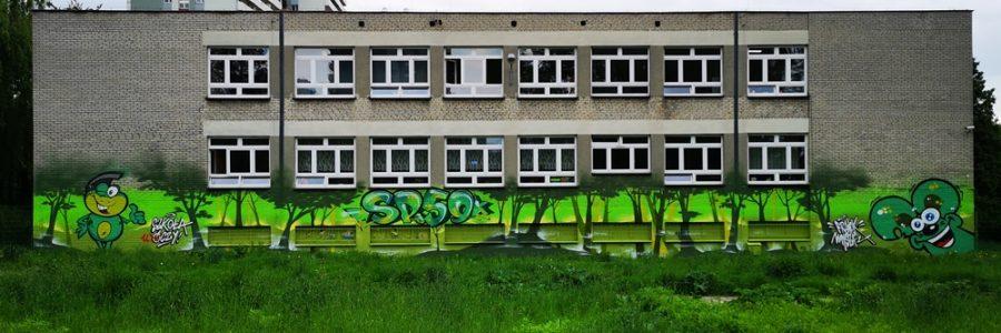 Mural dla szkoły – czy warto?