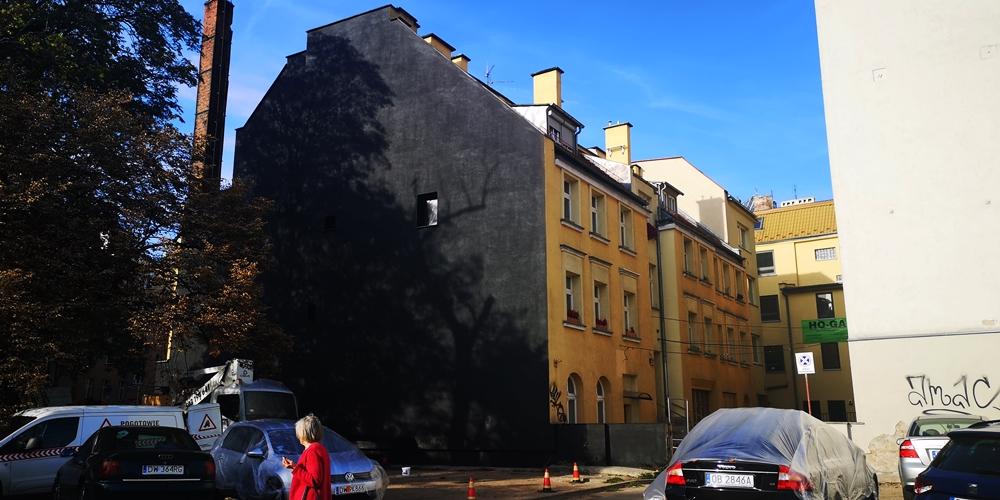 Mural we Wrocławiu - Nietak.eu