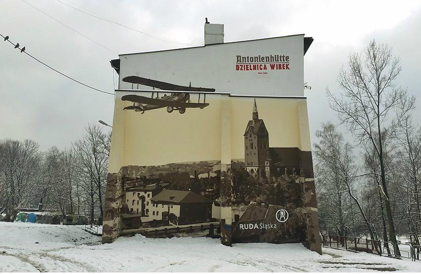 Mural na zlecenie - Nietak.eu