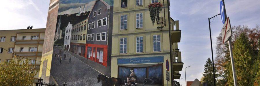 Murale reklamowe na Śląsku, czyli sztuka ulicy jako forma marketingu