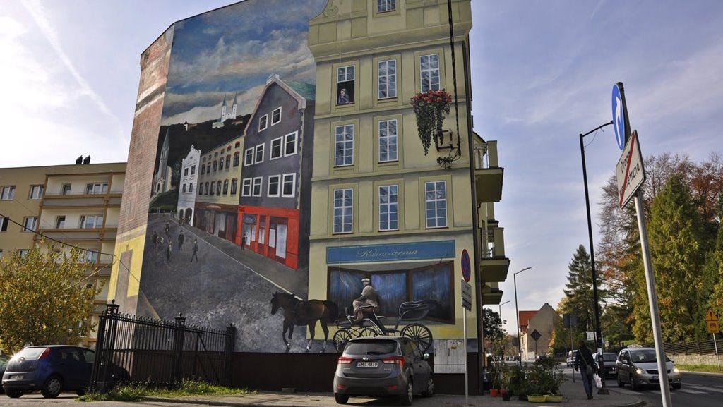 Murale reklamowe Śląsk - Nietak.eu