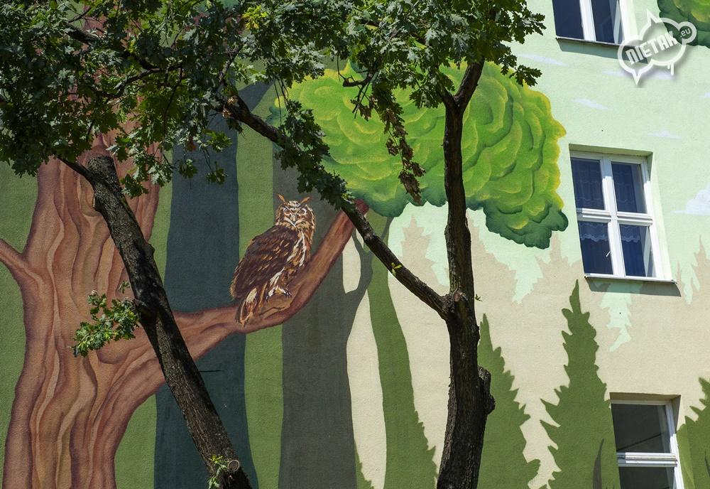 Mural Warszawa 2